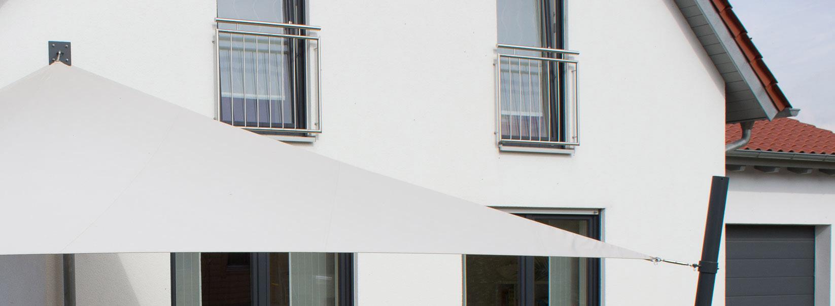 Sonnensegel-vorteile - Cm-sonnensegel By Chris Märtl Vorteile Sonnensegel Terrasse